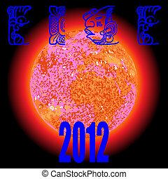 2012, mayan, 啟示