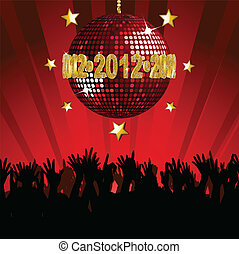 2012 New Year Party