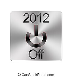 2012 Off button.