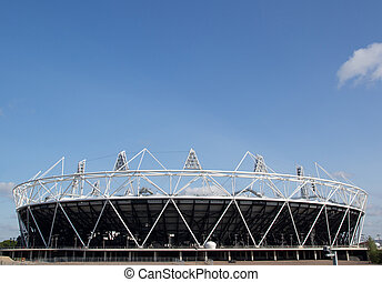 2012 Olympic Stadium - 2012 London Olympic Stadium