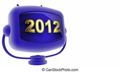 2012  on loop alpha mated tv