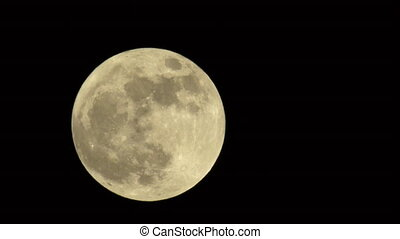 2012 Supermoon Large Moon 24P - The Supermoon is the biggest...