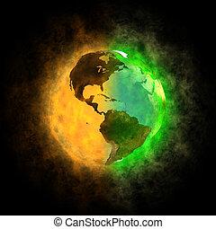 2012 - Transformation of Earth - America