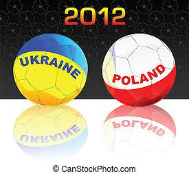2012 Ukraine & Poland
