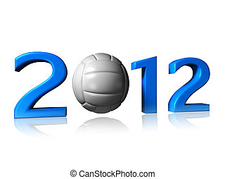 2012 volley design