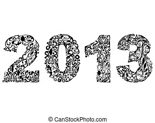 2013, デザイン, 花
