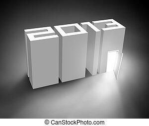 2013, 未來