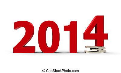 2013-2014, aplainado