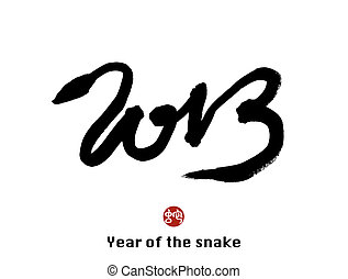 2013 Chinese Year of Snake, Asian Lunar Year
