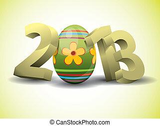 2013 Easter