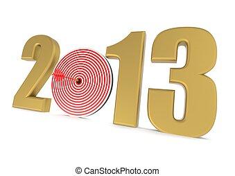 2013 golden target