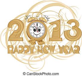 2013 - happy new year