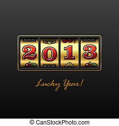2013 - Lucky Year