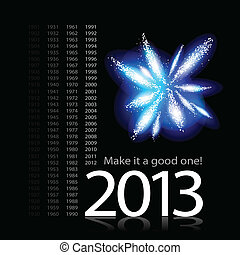 2013 Make it a good one