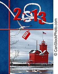 2013 nautical Christmas