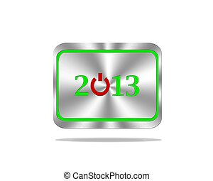2013 Off button.