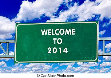2014, καλωσόρισμα