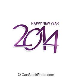 2014, 創造的, 新年