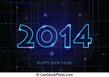 2014, 新年快樂