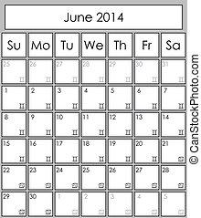 2014, 立案者, 6月