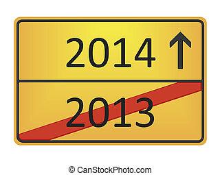 2014, -, 2013