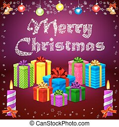 2014 and Merry Christmas gifts
