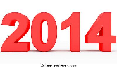 2014, année, marqué