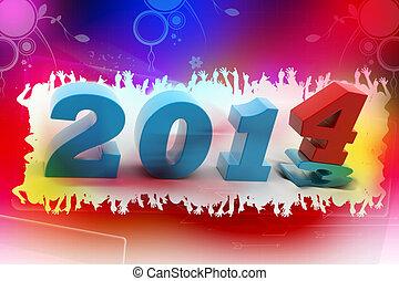 2014, anno nuovo