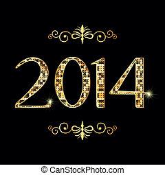 2014, bem-vindo