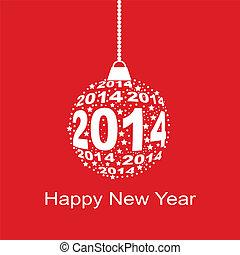 2014, boldog {j évet