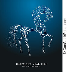 2014 chinese New Year of the horse