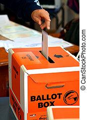 2014, eleições, eleição, geral, -, zelândia, novo
