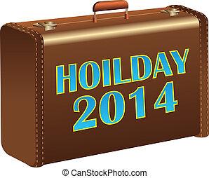 2014, feriado