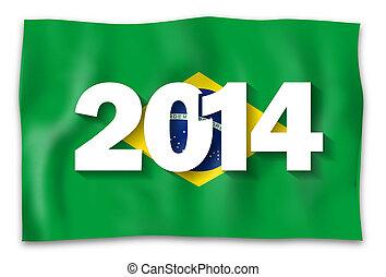 2014 flag