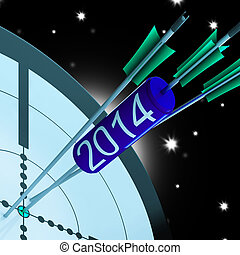 2014 Future Projection Target Shows Forward Planning - 2014...