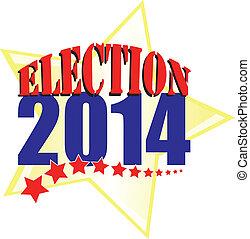 2014, gráfico, eleição