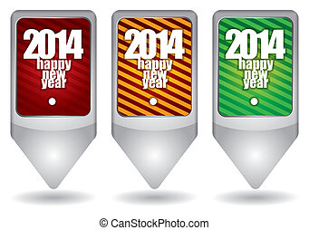 2014 - Happy New Year