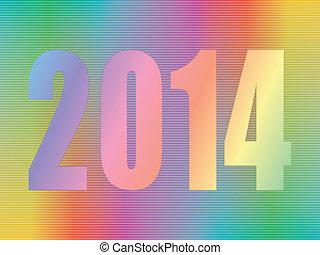 2014, hologramme