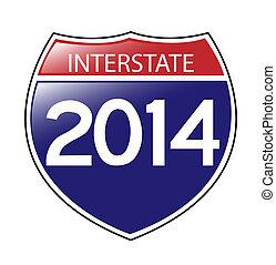 2014, interstate
