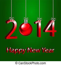 2014, jaarwisseling