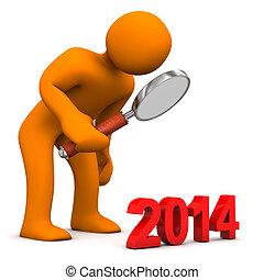 2014, loupe, männchen
