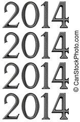 2014, números