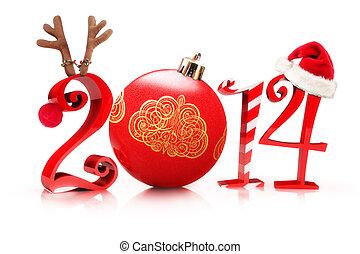 2014, navidad