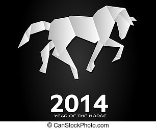 2014 new year calendar vector illustration
