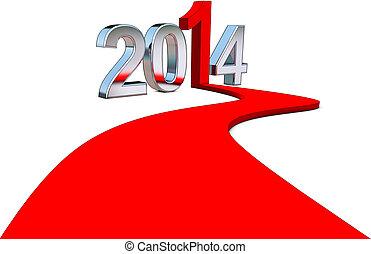 2014, omhoog