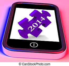 2014 On Smartphone Shows Forecasts For New Year