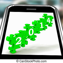 2014 On Smartphone Shows Future Resolutions
