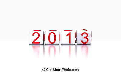 2014 - Dice with the new year, 2014