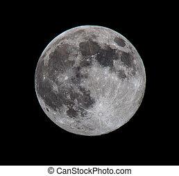 2014, tomado, luna llena, agosto, 10