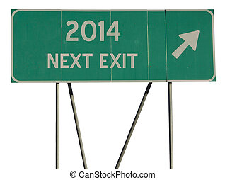 2014, vert, panneaux signalisations